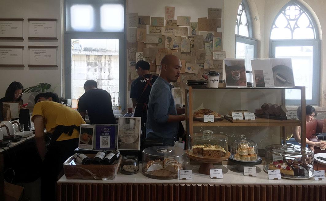 """Craftsman, a Bangkok un caffè dall'""""italiano"""""""