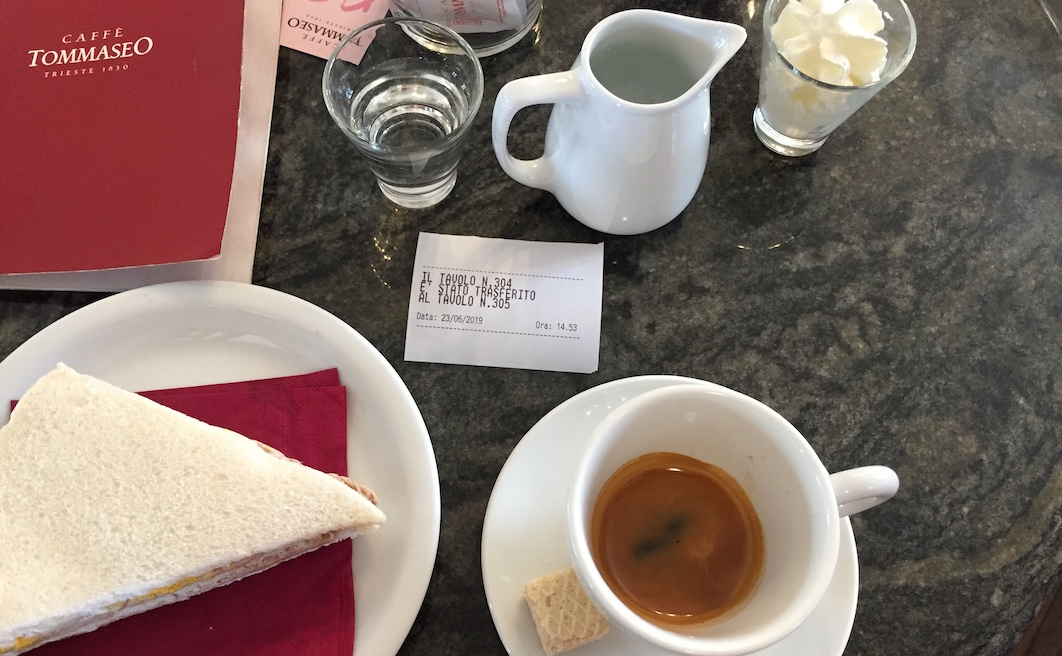 Trieste, caffè storico sì o no? Ecco i nostri preferiti