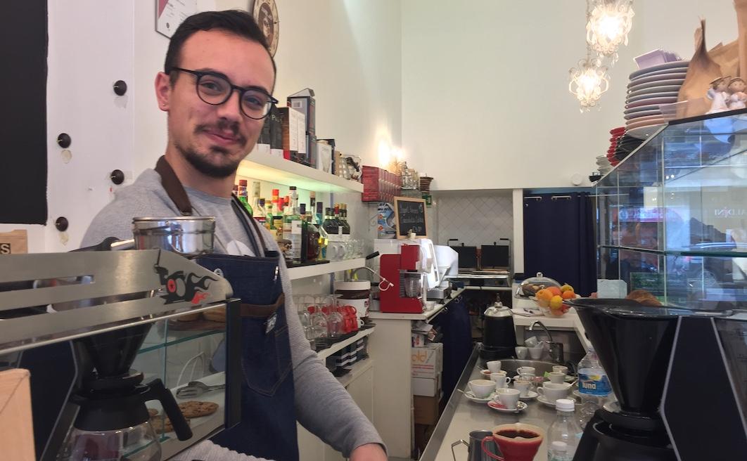 Uno specialty di quartiere: la sfida de Il Cafetero