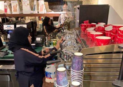 Boho Cafe, 6065 Prince Sultan Branch Rd, Al Mohammadiyyah