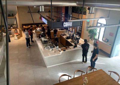 Caffeine Lab, Prince Mohamed Bin Abdulaziz