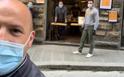 Francesco Sanapo: va di m… ma spero e sogno in positivo
