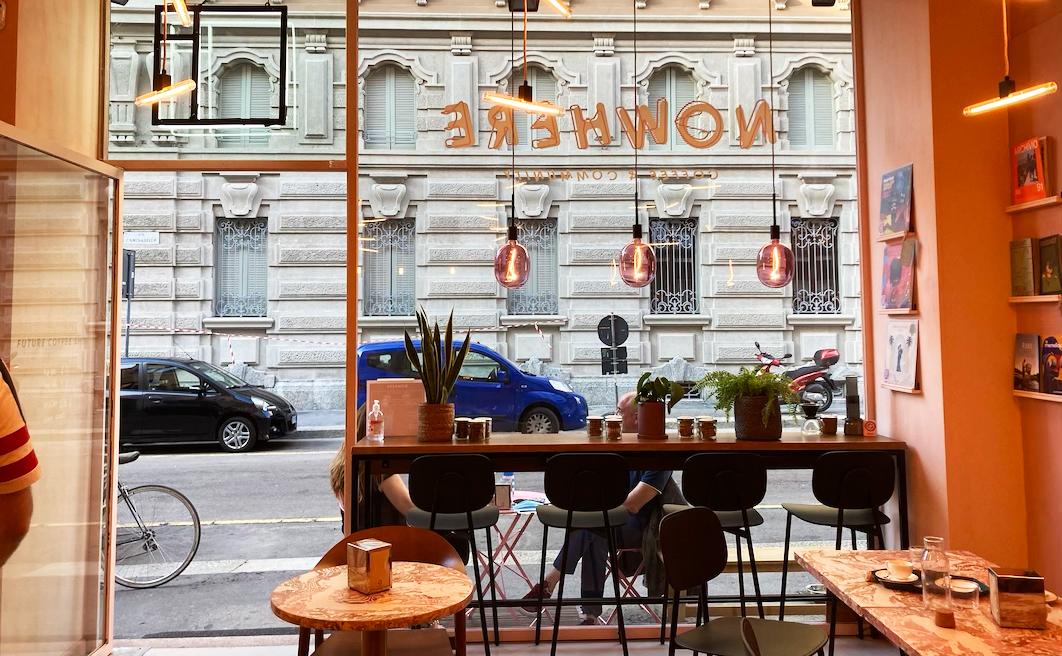 Milano come Melbourne? Visita a Nowhere Coffee & Community, il nuovo specialty milanese