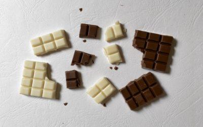 Un cioccolato al latte sano? È possibile, grazie al caffè