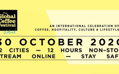 Il Coffee Festival quest'anno diventa Global (e va online)