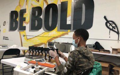 Caffè altro: Blk&Bold, la torrefazione etica cresciuta (anche) grazie a BlackLivesMatter