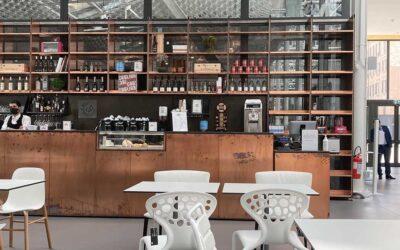 Officina Design Cafè uno spazio per pensare e mangiare bene (e giusto)