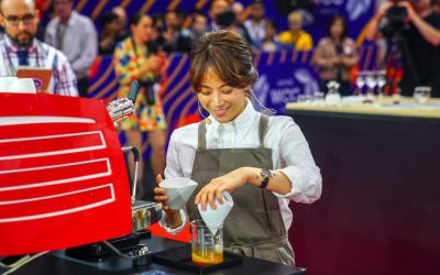 Da SCA alla Latte Art, l'arena di HostMilano ospita i campionati del caffè